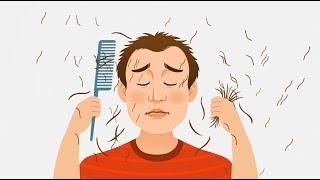 نصائح عن تساقط الشعر